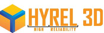 Hyrel3d logo