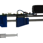 SDS-5 3d printer Extrude